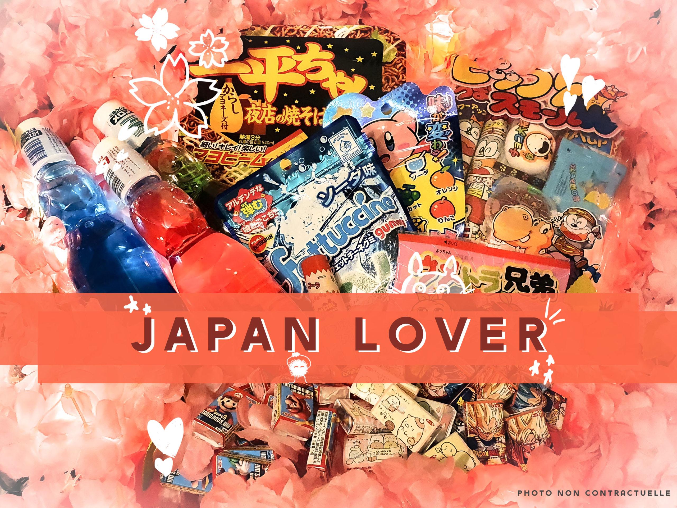 PACK JAPAN LOVER