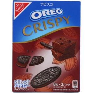 Oreo Crispy – Choco Brownie