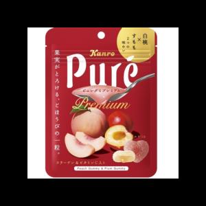 Puré Premium – Pêche & Prune