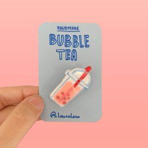 BUBBLE TEA – Pins – @_Lauralow